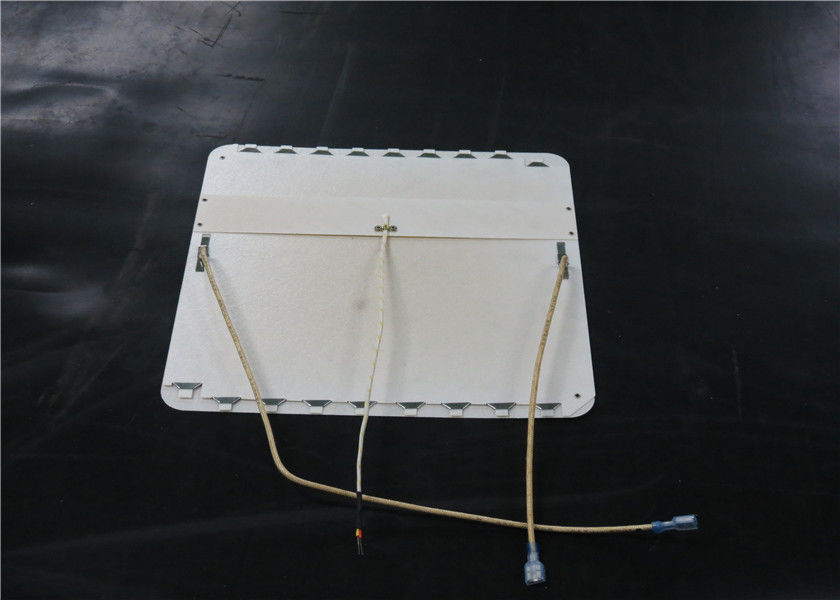 Industrial Mica Heating Element For Medical Equipment 0.8mm~3mm Thickness